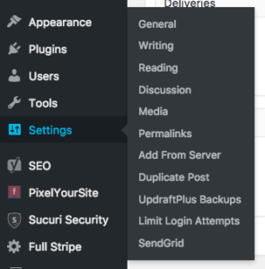 sendgrid-settings