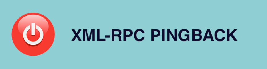 Image: XML RPC Pingback WordPress Plugin